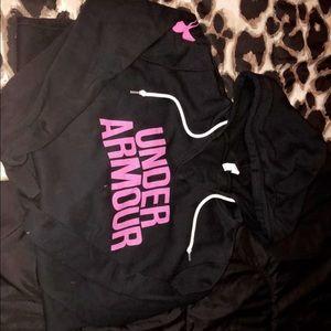 sunder armour hoodie